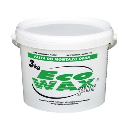 ECO-WAX plus Tyre Mounting Paste 3 kg - pack of 4