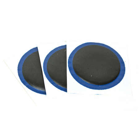 Tube Patch - Large Round 77 mm (box 20pcs)