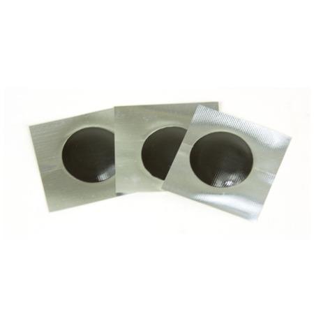 Łatka dętkowa na folii aluminiowej 26mm (op. 100szt.)